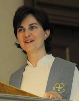 Rev. Paige Getty